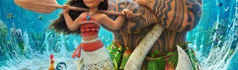 Moana: Disney's Latest Princess Film is a Splashy Success