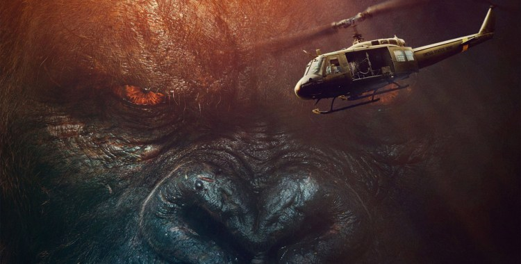 Kong Skull Island, the Rule of Cool