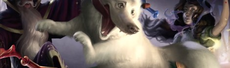 """Eric Kahn Gale's """"The Wizard's Dog"""" is good fantasy for young readers"""