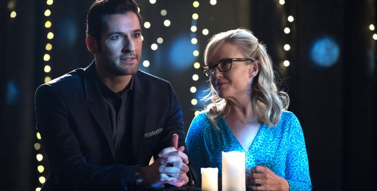 Lucifer's Rachael Harris Kills it as Dr. Linda Martin