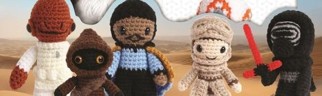 Thunder Bay Press Presents Even More Star Wars Crochet!