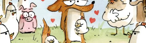 Benjamin Renner's 'The Big Bad Fox' is a Surprisngly Cute Story About a Fox Who Just Wants to Eat Chickens