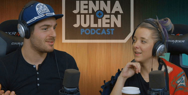 jenna julien podcast