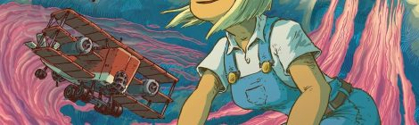 SDCC 2017: Nick Abadzis Talked To Us About His Latest Graphic Novel 'Pigs Might Fly'