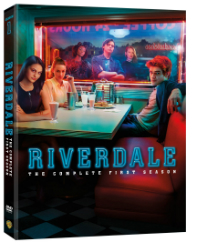 Riverdale Complete First Season Cover