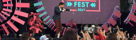 SDCC 2017: MTV Fandom Fest Continued Without The Fandom Awards to Mixed Results -- But We Have Suggestions for Next Year