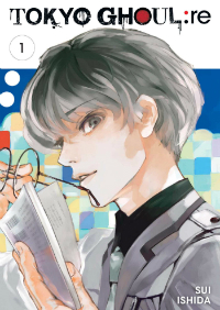 Tokyo Ghoul-Re Volume 1 cover