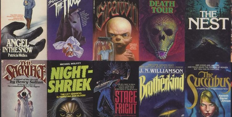 Explore a Unique Section of Horror History in Grady Hendrix's 'Paperbacks From Hell'