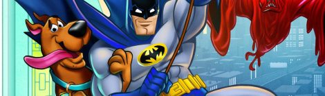 'Scooby Doo!' Meets 'Batman: The Brave and the Bold' in The Crime Fighters' Latest Team-Up!
