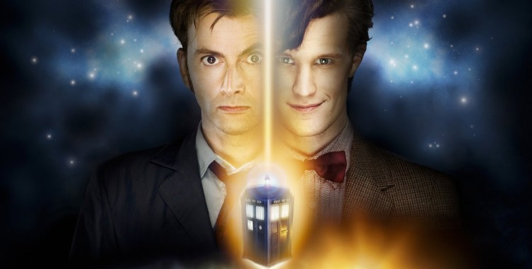 Doctor Who Complete Year One Comic Collections For 10 & 11 Are Perfect For Revisiting Old Friends