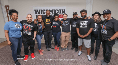 Wicomicon's Heroes Don't Need Capes To Save The Day