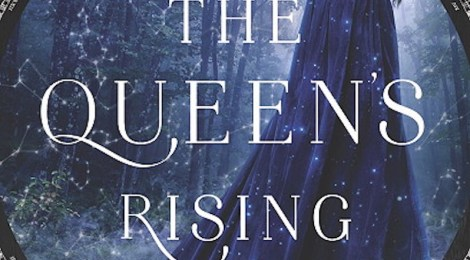 Jean Book Nerd Tour: The Queen's Rising Is Excellent