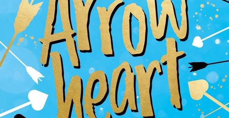 Rockstar Book Tours: Arrowheart is a Modern Day Greek Mythology with a Romantic Twist