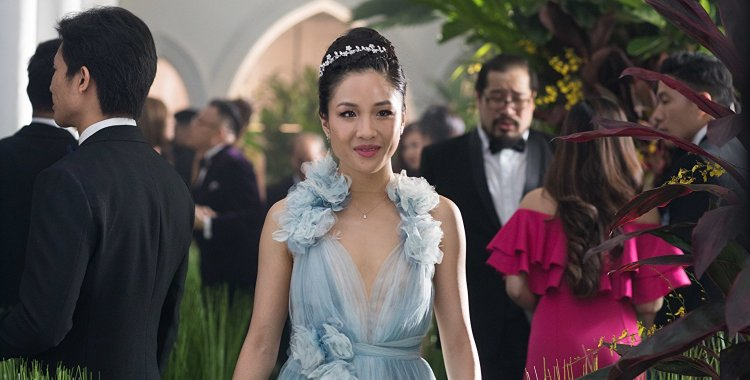 GO SEE Crazy Rich Asians