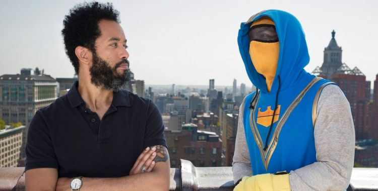 Interview: Comedian Wyatt Cenac on his Emmy-Nominated Webseries