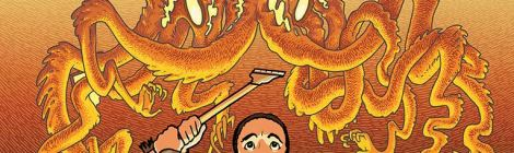 Nathan Hale's 'Apocalypse Taco' is One of the Weirdest Books We've Ready This Year