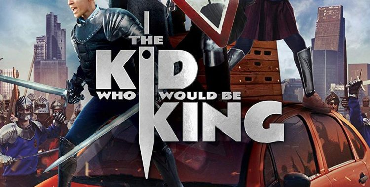 'The Kid Who Would Be King' Channels the Old School, Action-Packed Kids' Adventures of Our Childhoods