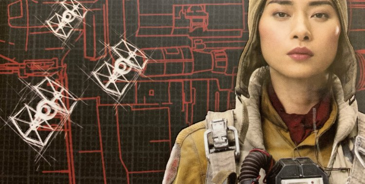 Gain Greater Insight into 'The Last Jedi' With Paige and Rose Tico's Journals
