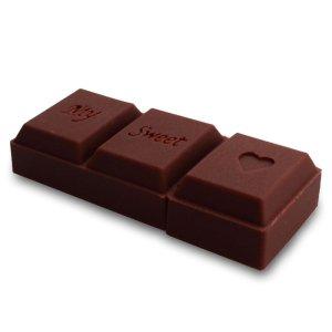 chiavette usb simpatiche barretta cioccolato