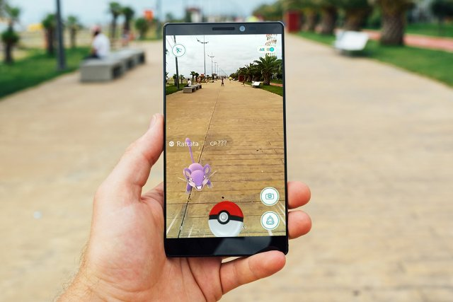 realtà aumentata app per cellulari e smartphone