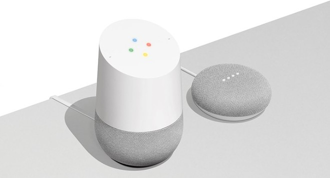 Google Home Home Mini