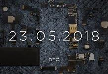 Smartphone HTC U12+