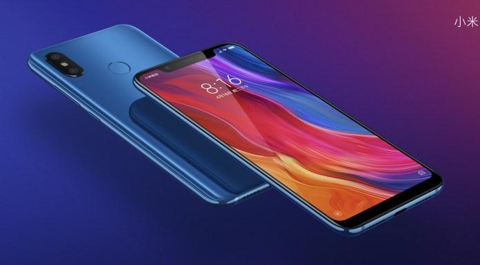 Smartphone Xiaomi Mi 8 Android