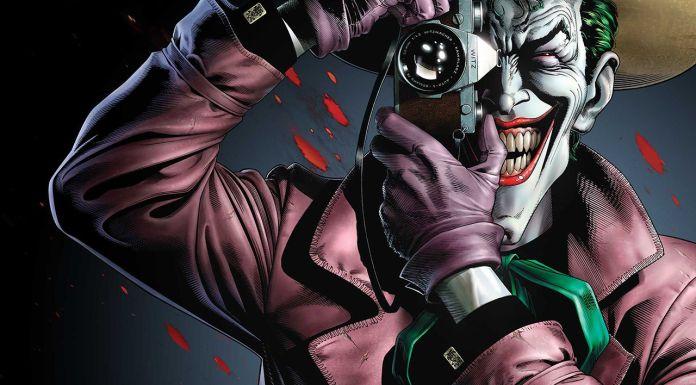 Joker ALan Moore copertina