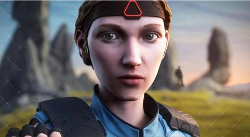 Leila Evans - il suo avatar Shadowfax