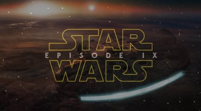 Copertina Star Wars IX