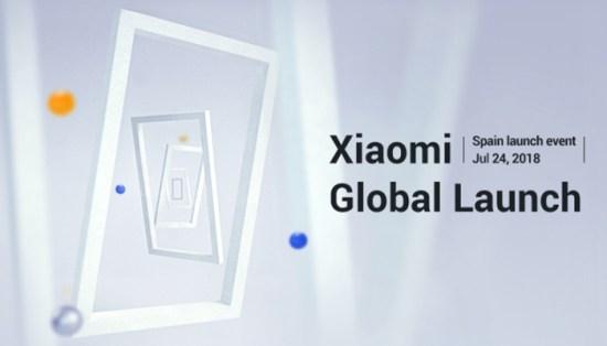 Xiaomi Evento 24 Luglio