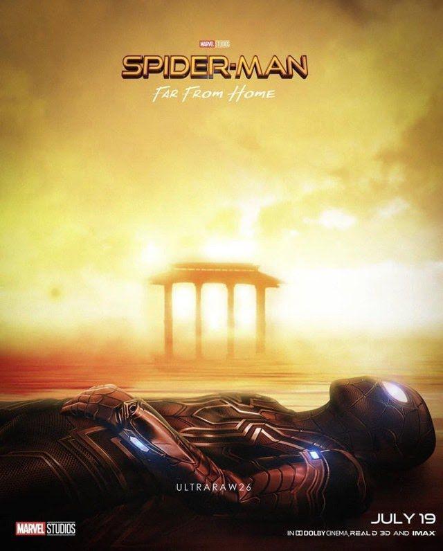 Spider-man 4 Far From Home Marvel Studios