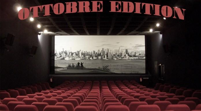 Cinema ottobre