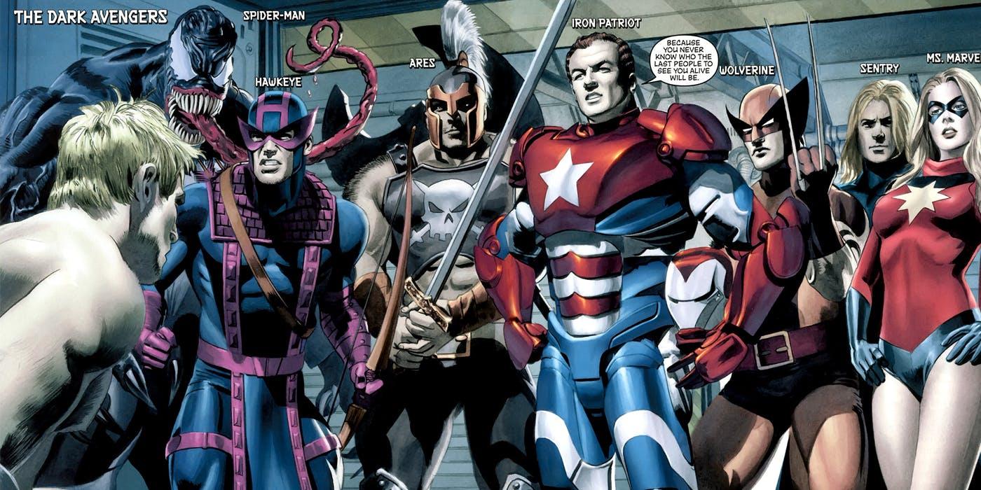 Marvel: progetti per il futuro e i Dark Avengers | NerdPool