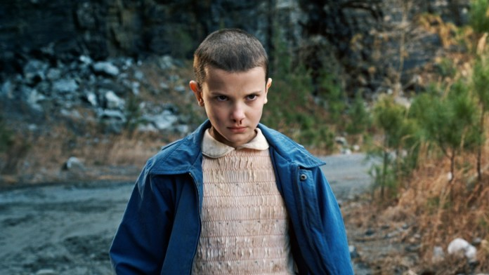 Eleven (Undici) -Milly Bobby Brown