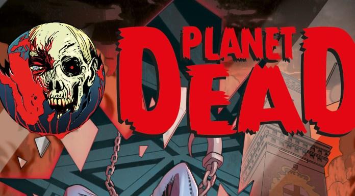 Planet Dead copertina