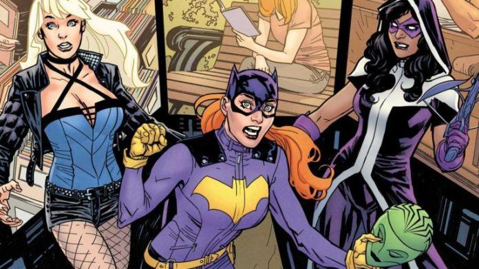 Birds of Prey - Harley Quinn nel film DC comics Rated R (vietato ai minori)