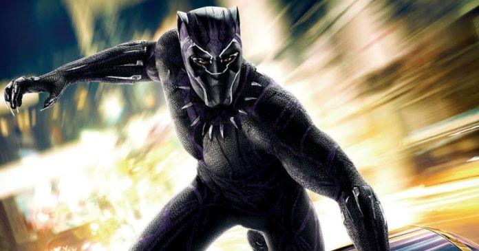 Sky - Black Panther