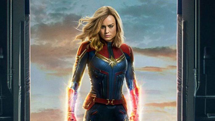 Captain Marvel, prossimo film in uscita