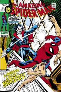 Morbius - Copertina #101