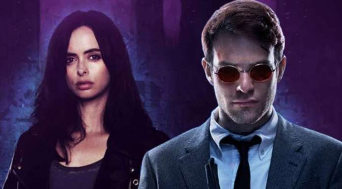 Daredevil e Jessica Jones