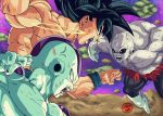 Dragon Ball Super omaggia l'arco dei Saiyan di Dragon Ball Z