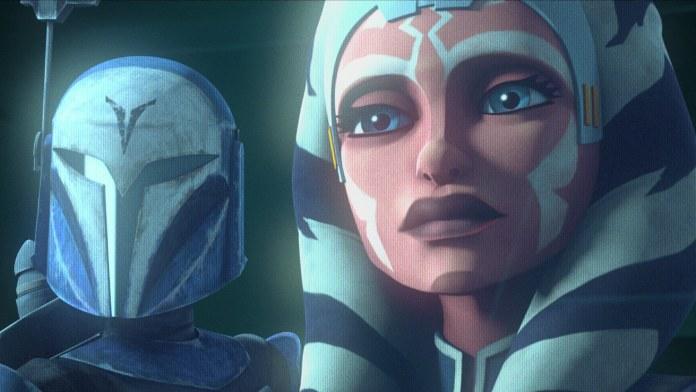 Star Wars: The Clone Wars  7 - Ahsoka Tano doppiata da