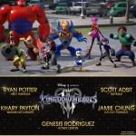 Kingdom Hearts 3 - Nuovo Trailer e Doppiatori