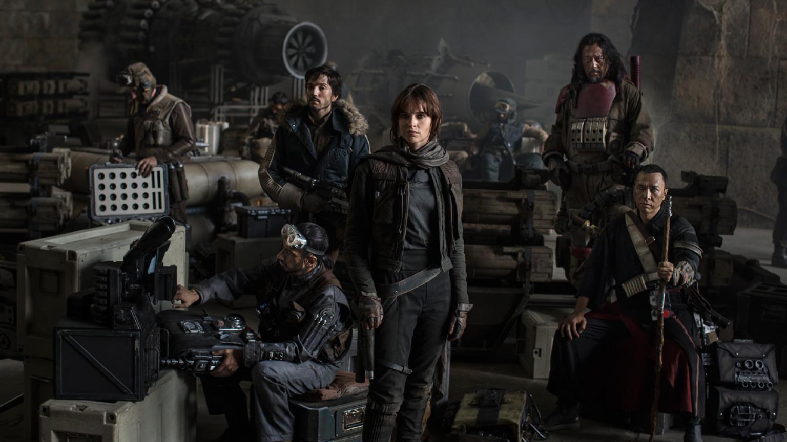 Star Wars: confermata una nuova serie prequel di Rogue One per Disney+
