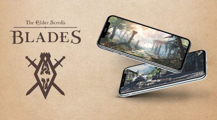 The Elder Scrolls: Blades mobile