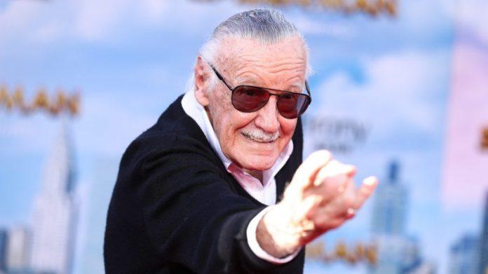 Stan Lee Marvel The Smilin