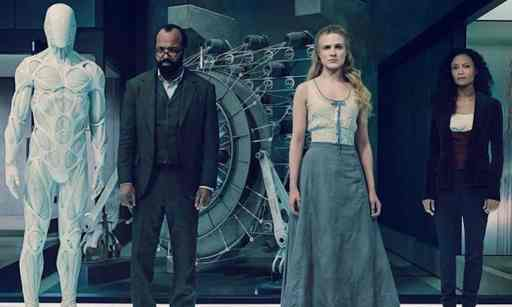 Westworld stagione 3 su hbo