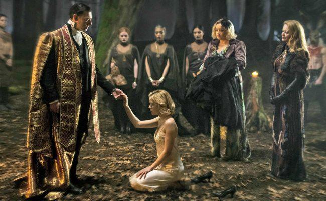 Le terrificanti avventure di Sabrina - L'oscuro battesimo