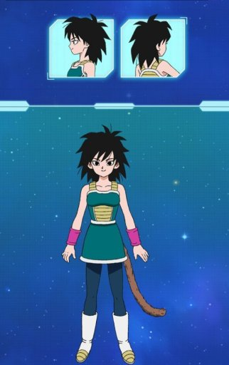 Dragon Ball Super: Broly Gine